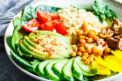 dieta vegetarina-logroño